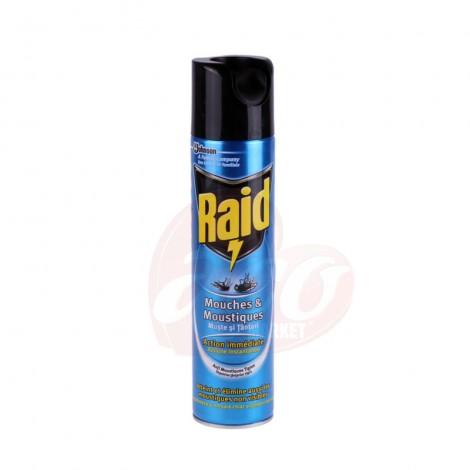 Insecticid Raid spray muste si tantari 400ml