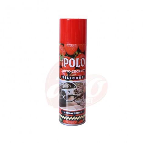 Silicon auto Polo Strawberry 225 ml