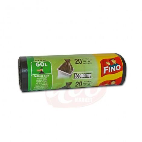 Saci menajeri Fino HD 60l 20/set