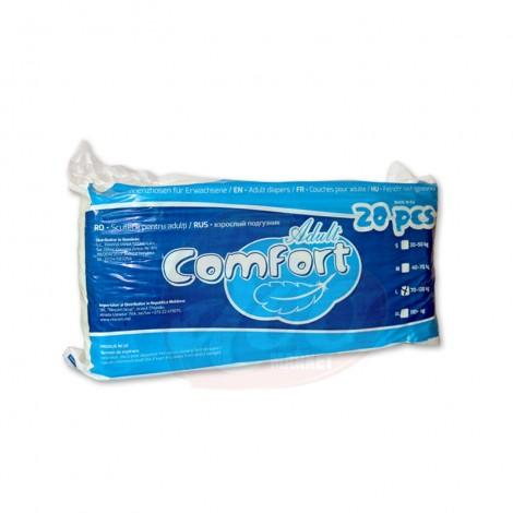 Scutece pentru adulti Adult Comfort L 20/set 70-120kg