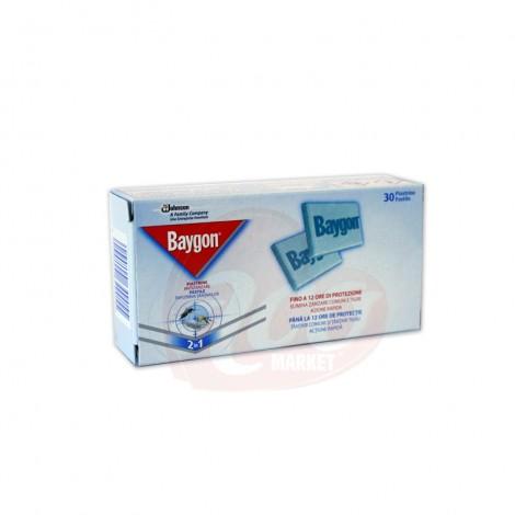 Pastile impotriva tantarilor Baygon 30 buc
