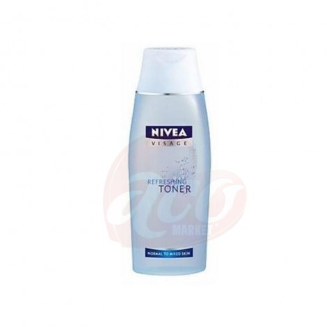 Lotiune tonica revigoranta Nivea pentru ten normal/mixt 200 ml