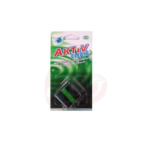 Tableta rezervor wc Aktiv Pin 50gr