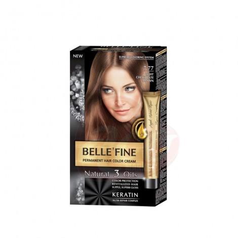 Vopsea par Belle'Fine 7.77 Maroniu Ciocolatiu Deschis