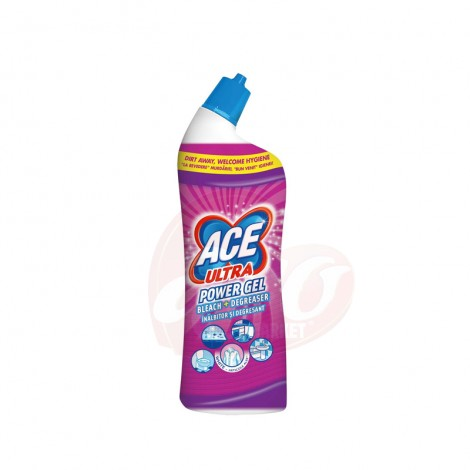 Gel inalbitor si degresant Ace fresh 750 ml