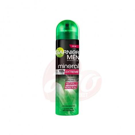 Deodorant antiperspirant Garnier men Mineral extreme 72 ore