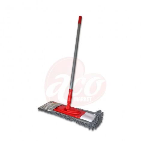 Mop plat microfibra Global Chenille Lux