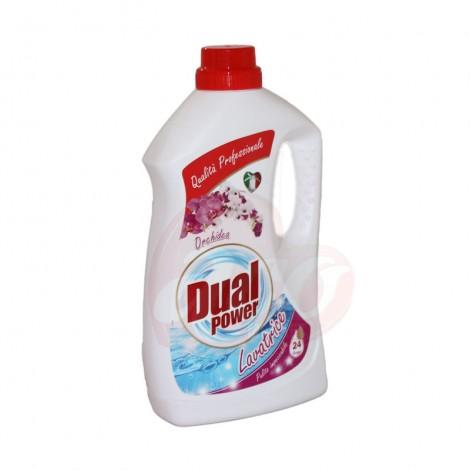 Detergent lichid Dual Power Orchidea 24 spalari 1.680l