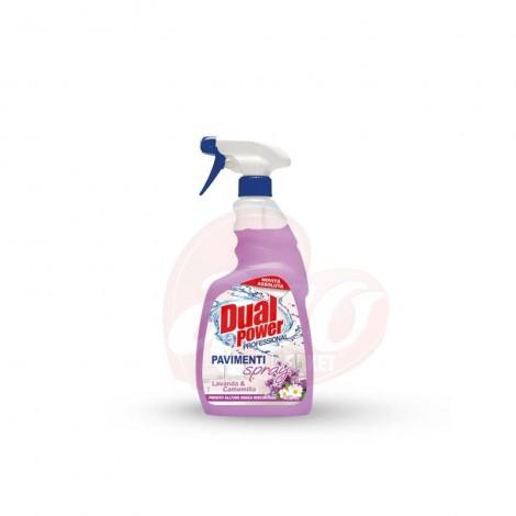 Detergent pardoseli Dual Power Lavanda si Musetel 1L