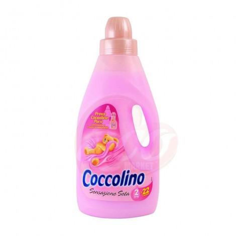 Balsam rufe Coccolino roz Seta 22 spalari 2l