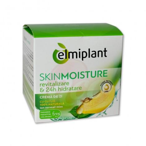 Crema hidratanta 24H Elmiplant cu extract de gutuie 50ml
