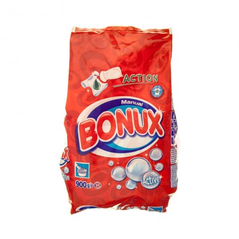 Detergent manual Bonux Active Fresh 900gr