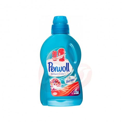 Detergent lichid Perwoll Brilliant color 1l