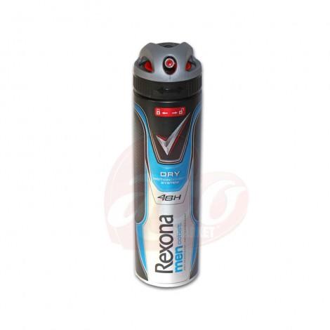Deodorant antiperspirant spray pentru barbati Rexona Cobalt 150ml
