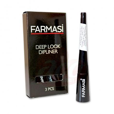 Tus de ochi Farmasi Dip Look Dipliner negru