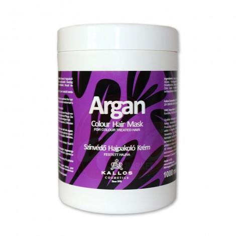 Masca tratament par Kallos Argan 1000 ml
