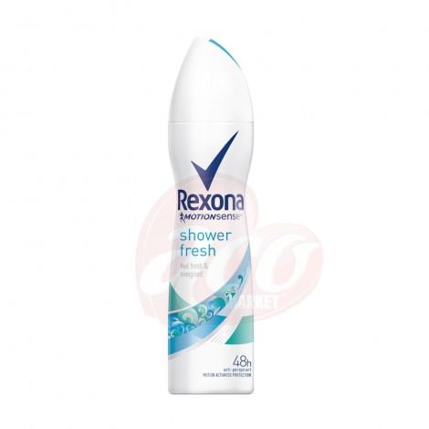 Deodorant antiperspirant spray Rexona Shower Fresh 150ml