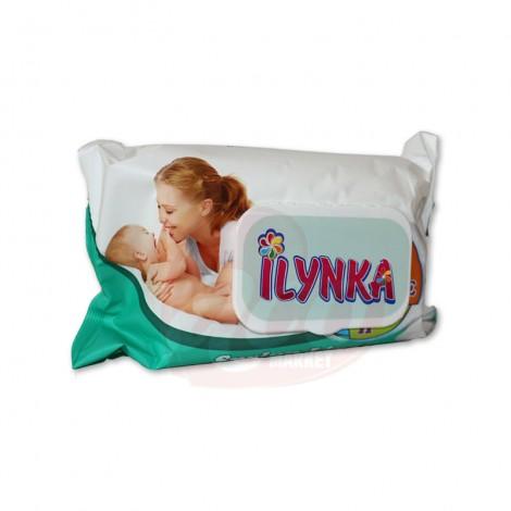 Servetele Umede Ilynka Complex 5 cu capac 72 file