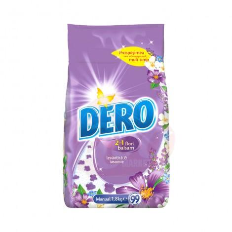 Detergent manual Dero Surf  2 in 1 Levantica 1.8 kg