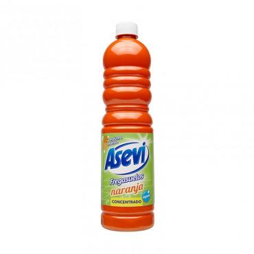Detergent pardoseli Asevi portocale 1l