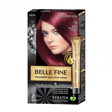 Vopsea par Belle'Fine 7.6 Dark Morello Cherry