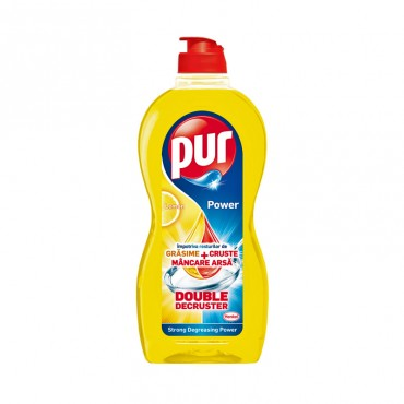 Detergent de vase Pur Action Lemon 450 ml