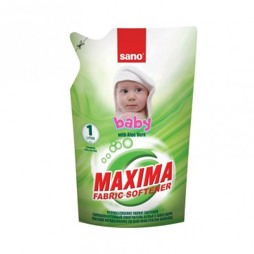 Balsam de rufe Sano Baby Aloe Vera 1 l