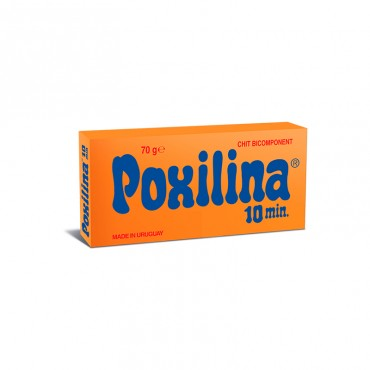 Adeziv 10' Poxilina 70gr