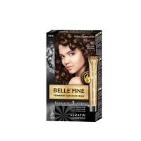 Vopsea de par Belle'Fine 4.0 Natural Brown