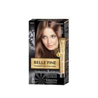 Vopsea de par Belle'Fine 7.77 Maroniu Ciocolatiu Deschis