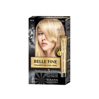 Vopsea de par Belle'Fine 8.1 Blond Cenusiu Deschis