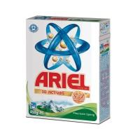Detergent manual Ariel Mountain Spring cutie 450gr