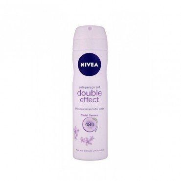 Deodorant dama spray Nivea Double Effect 150ml