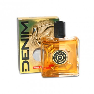 After Shave Denim Gold 100ml