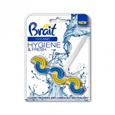 Odorizant wc bile Brait Oceanic 45 gr