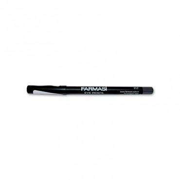 Creion contur ochi Farmasi 117 gri inchis