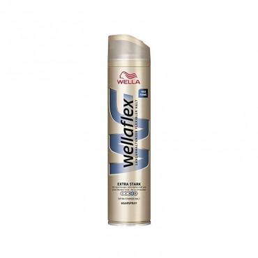 Lac fixativ Wellaflex Extra Stark 4 250 ml