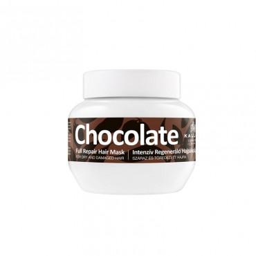Masca tratament par Kallos Ciocolata 275 ml