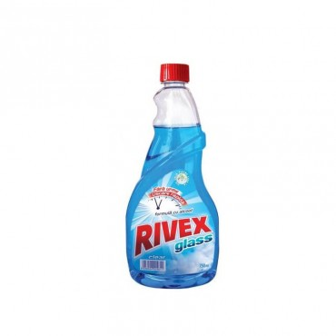 Rezerva detergent geamuri Rivex Glass Clear 750 ml