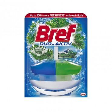 Odorizant wc Bref Duo Activ Pine 50 ml