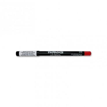 Creion contur buze Farmasi 208 rosu