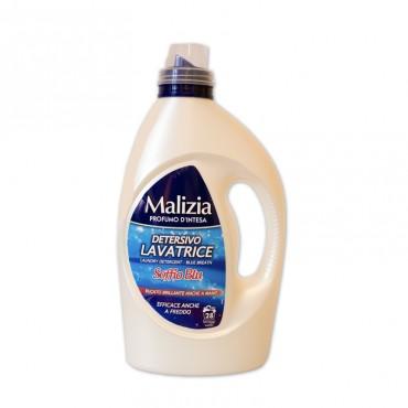 Detergent lichid Malizia Soffio Blu 28 spalari 1.82l