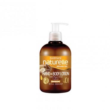 Sapun lichid Farmasi Naturelle Argan Oil & Caffeine 300 ml