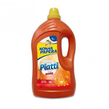 Detergent de vase Nonna Aceto 4l