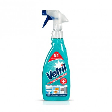 Detergent geamuri spray Vetril Anti Batterico 650 ml