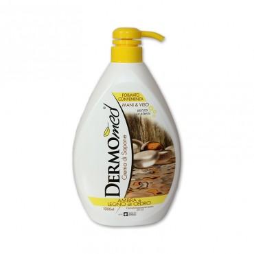 Sapun lichid crema Dermomed ambra 1l.