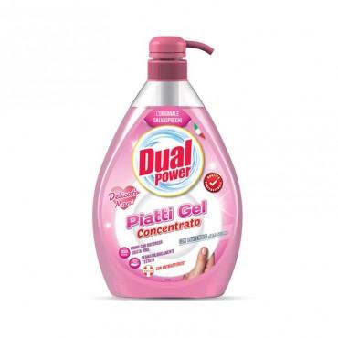 Detergent de vase Dual Power Delicato Mani 1l