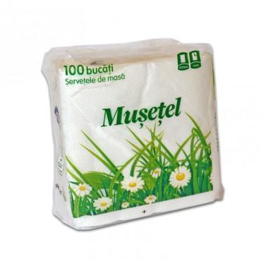 Servetele de masa Musetel 100/set 25 x 25cm