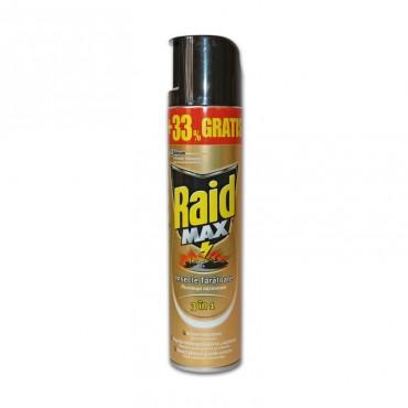 Insecticid Raid Max 3 in 1 gandaci si furnici 300ml