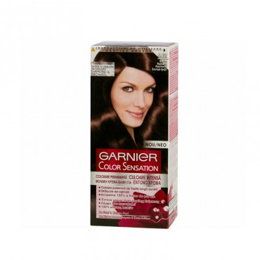 Vopsea par Garnier Color Sensation 4.12 Saten Radiant